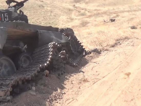 Власти Азербайджана передали Еревану тела 29 погибших в Карабахе солдат