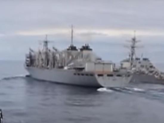 СМИ: В сторону Крыма направились сразу 6 боевых кораблей НАТО