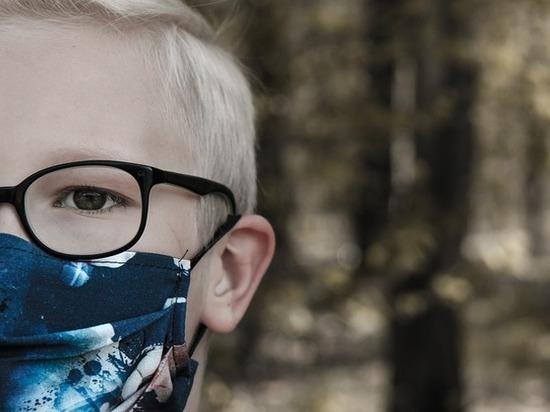 COVID-19 в Кузбассе заразились более 500 детей