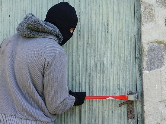 Грабителя, проникшего в квартиру в Красногородске, застали на месте преступления