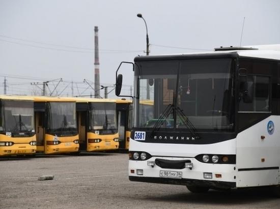 С 1 ноября в Волгограде прекратят работу 12 дачных маршрутов