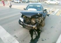 29 октября в Йошкар-Оле пострадали водитель и женщина-пешеход