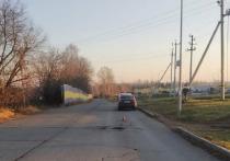 15-летний пешеход-нарушитель в Ижевске попал под колеса иномарки