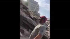 Жуткие кадры землетрясения в Турции: развалины и хаос