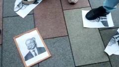 Бунт мусульман у посольства Франции вдохновил Нурмагомедов