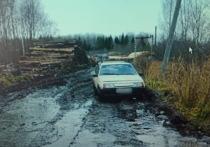 Костромские курьезы: угон вручную в поселке Лопарева