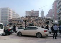 Названы первые жертвы землетрясения в Турции