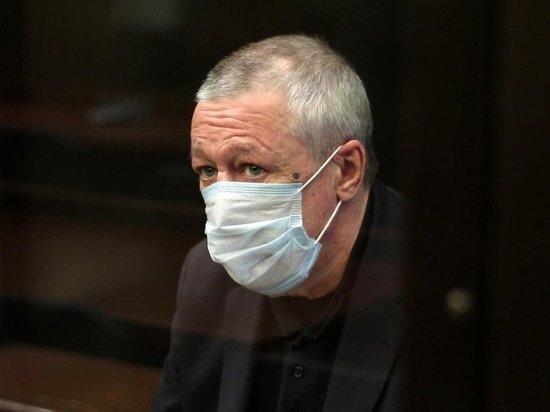 Актер Михаил Ефремов выразил желание отбывать наказание в Москве, в отряде хозобслуги СИЗО №5 «Водник»