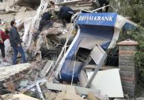 Днем в пятницу в Турции произошло мощное землетрясение, которое вызвало цунами