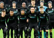 Британцы оценили отказ футболистов «Краснодара» вставать на колено