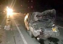 Под Пронском 15-летняя девочка за рулем «ВАЗа» попала в ДТП