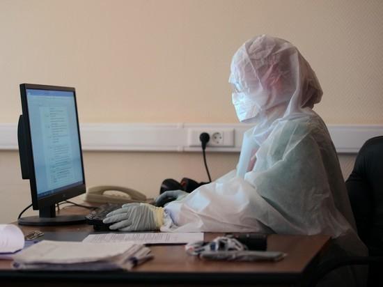 В Москве коронавирусом заболели еще 4 952 человека