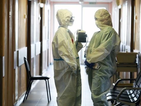 В России коронавирусом заразились еще 18 140 человек