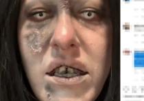 Собчак с гнилыми зубами обрадовала оскорбившихся мусульман