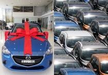 Россия занимает 11-е место в рейтинге мировых автомобильных рынков