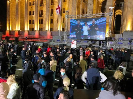 Член ЦИК Грузии обвинил главу комиссии в фальсификации итогов выборов