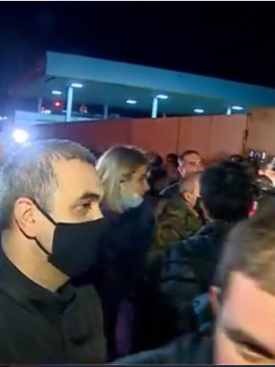 Оппозиция Грузии намерена провести митинг в Тбилиси 1 ноября
