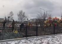Площадь Труда на КСК открыли для горожан в Чите