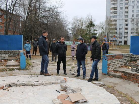 Участники субботнего обхода выявили недостатки содержания северо-западной части Чебоксар