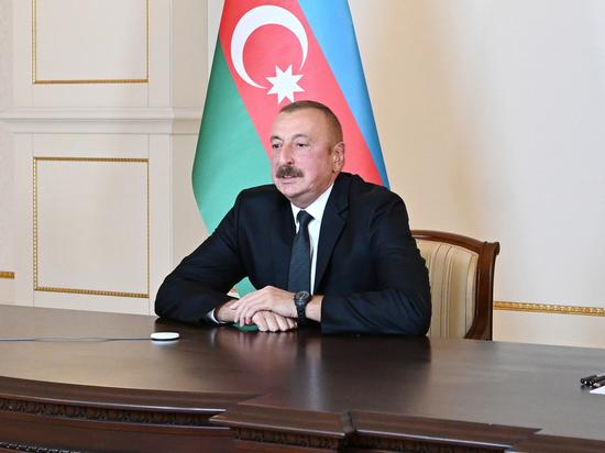 На территорию соседней страны Азербайджан идти не планирует
