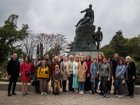 В Севастополе завершился VI Международный фестиваль кино и телефильмов «Святой Владимир».