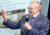 В бою (пока словесном) сошлись два академика — два государственных деятеля России: Жириновский и Кадыров