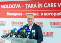 Игорь Додон набрал на 10% голосов граждан больше, чем Майя Санду