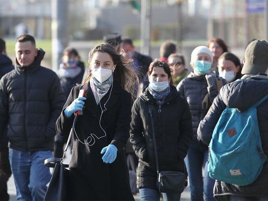 Учёные говорят об оптимистичной, средней и пессимистичной кривых развития пандемии