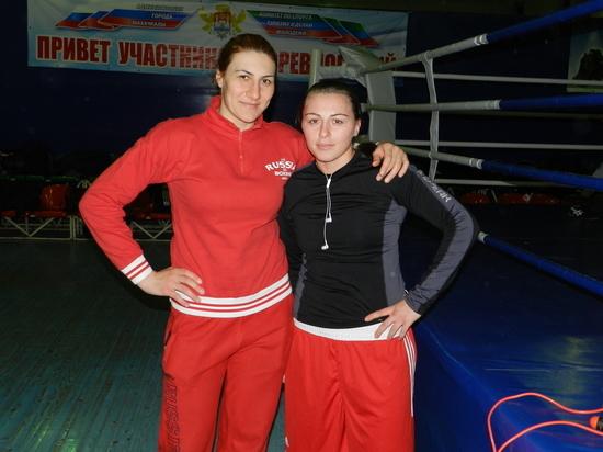 Дагестанки выиграли чемпионат России по боксу