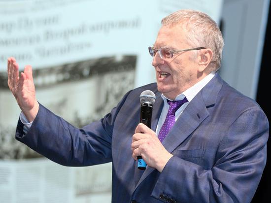 Жириновский пригласил Саакашвили сходить за грибами