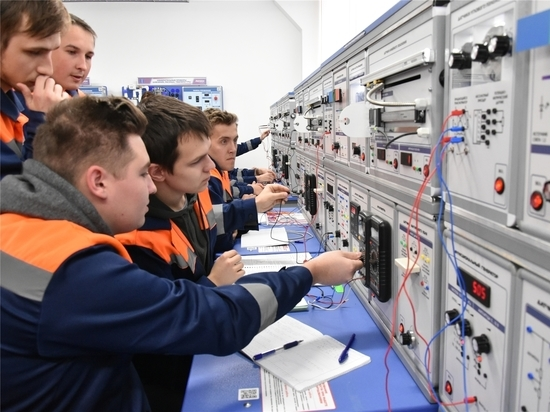 В Чувашии открылась «Фабрика процессов»