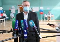 Владимир Путин проведет в Петербурге встречу с губернатором Александром Бегловым