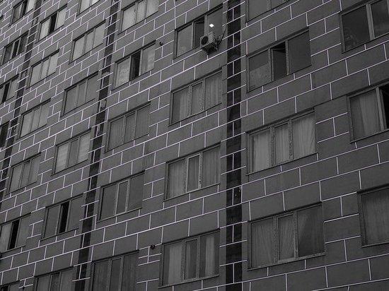 Девушка выпала с балкона многоэтажки в Воронеже