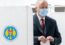 В минувшее воскресенье в Молдавии состоялись президентские выборы