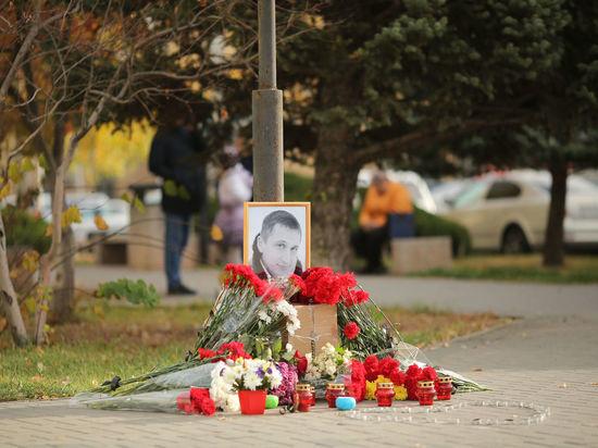 Жители Волгограда требуют наказания виновных за смерть Романа Гребенюка
