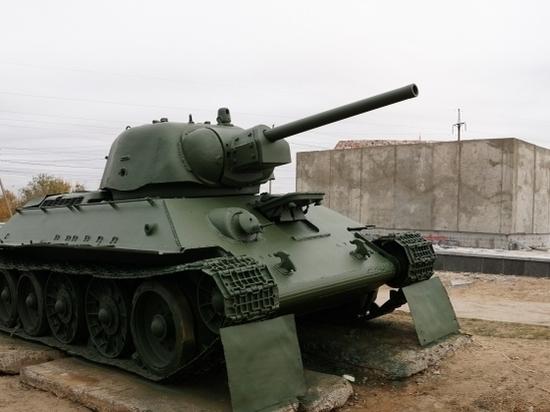 Волгоградцев просят помочь восстановить танк Т-34