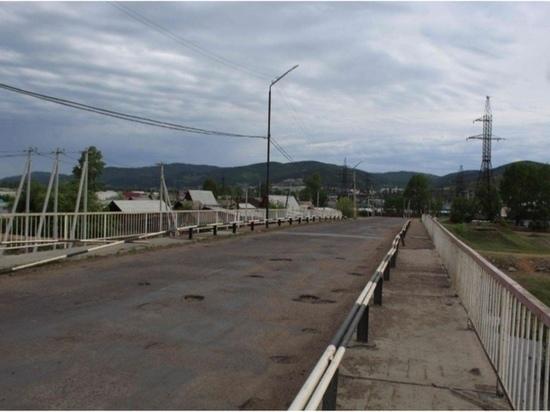 Соединяющий части Хилка мост отремонтируют без остановки движения