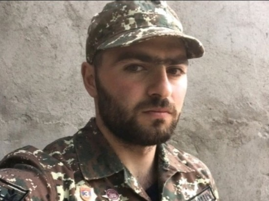 Студент-медик из Петербурга погиб в Карабахе, спасая раненых