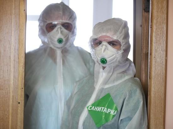 В России выявлено рекордное число новых случаев коронавируса