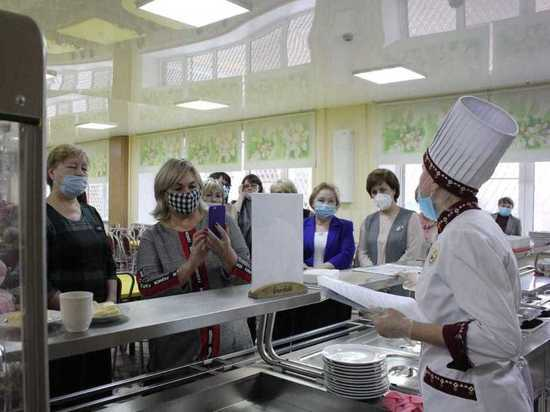 В Чебоксарах проводятся уроки по организации горячего питания в школах
