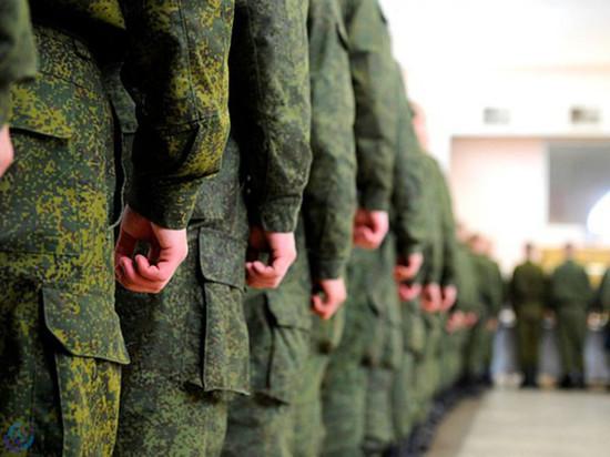 Более 1000 забайкальцев призвали на военную службу в осенний призыв