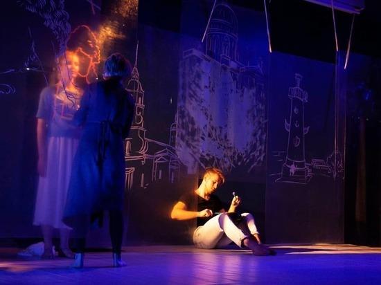 О любви в Питере: хабаровские артисты поразили спектаклем «В тени эйфории»
