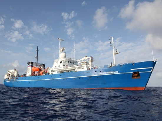 Прокладка подводной линии связи из Европы в Азию: «МегаФон» рассказал о морских исследованиях в Арктике