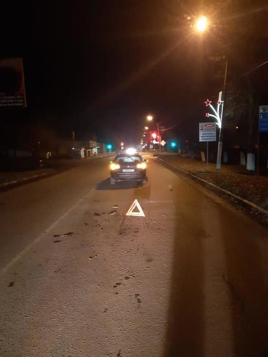 В Кимовске пьяный водитель устроил ДТП