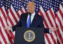 Поражение Трампа на выборах президента США вызвали две причины
