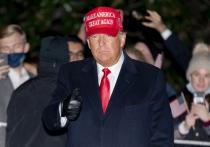 В Соединенных Штатах Америки продолжаются бесконечные выборы президента