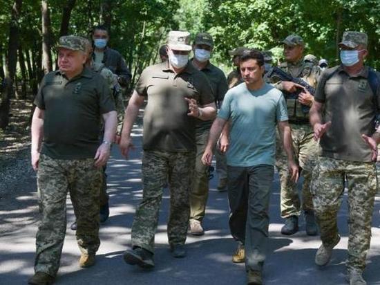 Зеленский распорядился обеспечить жителей Донбасса и Крыма украинским телевидением
