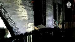 Место гибели многодетной семьи под Смоленском попало на видео