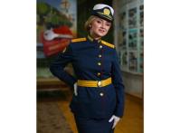 Военнослужащая из Серпухова стала самой красивой девушкой Вооруженных сил Российской Федерации