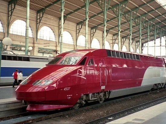 Германия: Железнодорожное сообщение Франция-Германия прекращено